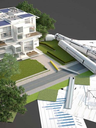 edifici sostenibili e materiali green