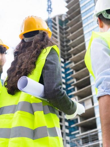 professionisti specializzati per edilizia